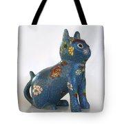 China Cat Tote Bag