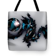 China Dragon Tote Bag