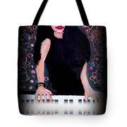 China Girl -print Tote Bag