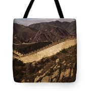 China, Mu Tian Yu Tote Bag