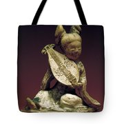 China: Musician Tote Bag