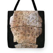 China: Oracle Shell Tote Bag