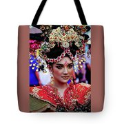 China Pageant Fashion Festival Tote Bag