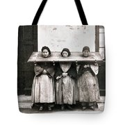 China: Punishment, 1907 Tote Bag