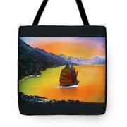 China Sea Tote Bag