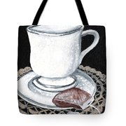 China Tea Cup Tote Bag