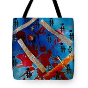 China Touch Tote Bag