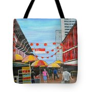 China Town Singaporesg50 Tote Bag