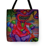 Chinatown Art Tote Bag