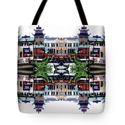 Chinatown Chicago 2 Tote Bag