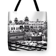 Chinatown Chicago 4 Tote Bag