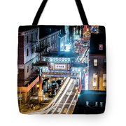 Chinatown Gates Tote Bag