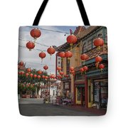 Chinatown Los Angeles 1 Tote Bag