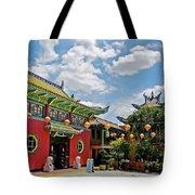 Chinatown Los Angeles #2 Tote Bag