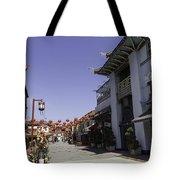 Chinatown Shops Tote Bag
