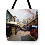 Chinatown Street Tote Bag