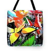 Chinatown Toys Tote Bag