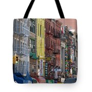Chinatown Walk Ups Tote Bag