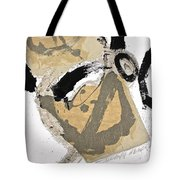 Chine Colle Tote Bag