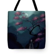 Chinese Ancient Style Tote Bag