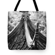 Chinese Architecture Tote Bag