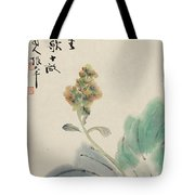Chinese Cabbage Tote Bag