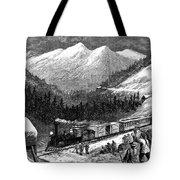Chinese Laborers, 1868 Tote Bag