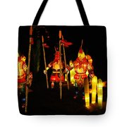 Chinese Lantern Festival British Columbia Canada 9 Tote Bag