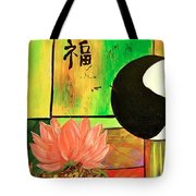 Chinese Medicine Tote Bag