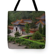 Chinese Palace Tote Bag