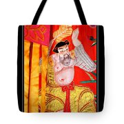 Chinese Tapestry Tote Bag