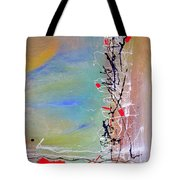 Chinese Whispers Tote Bag