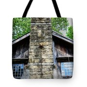 Chinney With A Heart Tote Bag