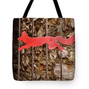 Chinns Crossroads Tote Bag
