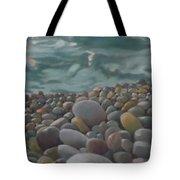 Chios Pebbles Tote Bag