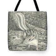 Chipmonk Tote Bag