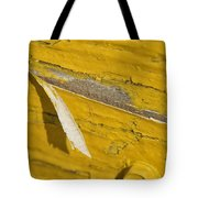 Chipped Paint Tote Bag