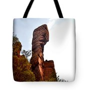 Chiricahua Mountaintop 006 Tote Bag