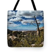 Chiricahua National Monument Tote Bag