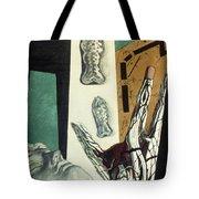 Chirico: Arch, 1914 Tote Bag