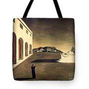 Chirico: Melancolie, 1913 Tote Bag