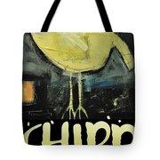 Chirp Tote Bag