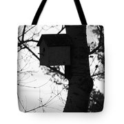 Chirping Messages  Tote Bag