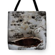 Chirpy Birch Tote Bag