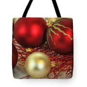 Chirstmas Ornaments Tote Bag