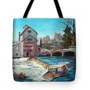 Chishom's Mill Tote Bag