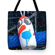 Chistmas Buoy Decoration 657 Tote Bag
