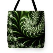 Chlorophyll Tote Bag