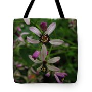 Chock Cherry Flower Tote Bag