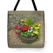 Chock Full Of Color Tote Bag